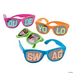 Fun Sayings Pinhole Glasses