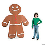 Gingerbread Man Stand-Up