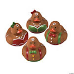 Gingerbread Rubber Duckies