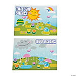God Reigns & the Son Shines Mini Sticker Scenes