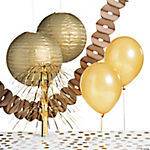 Gold Party Decorating Kit