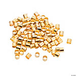 Gold Plated Crimp Tubes 2MM
