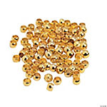 Goldtone Crimp Beads