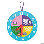 Good Friday Clock Craft Kit