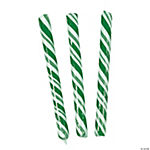 Green Candy Sticks