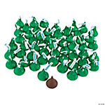 Green Hershey's® Kisses®