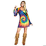 Groovy Gal Costume for Women