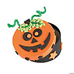 Halloween Pumpkin Boxes Craft Kit