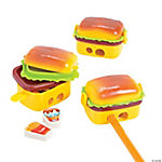 Hamburger Pencil Sharpeners