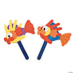 Handprint Fish Puppet Craft Kit