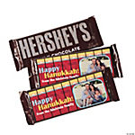 Hanukkah Custom Photo Candy Bars