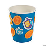 Hanukkah Gelt Cup Craft Kit
