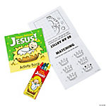 """Happy Birthday Jesus"" Activity Sets"