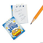 Happy Birthday Jesus Mini Notepads