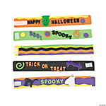 Happy Halloween Bracelets Craft Kit