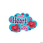 Happy Heart Day Magnet Craft Kit