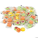 Hard Candy Fruit Slices