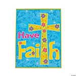 Have Faith Wall Plaque