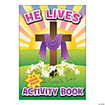 """He Lives"" Ginormous Activity Book"