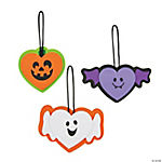 Heart Halloween Character Ornament Craft Kit