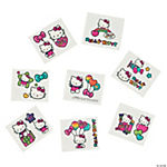 Hello Kitty Rainbow Tattoos