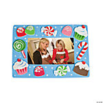Holiday Sweet Treat Picture Frame Magnet Craft Kit