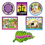 Holy Week Cutouts