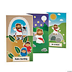 Holy Week Fold-Out Sticker Scenes