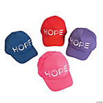 Hope Awareness Baseball Caps