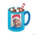 Hot Cocoa Picture Frame Magnet Craft Kit