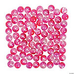 Hot Pink Beads - 8mm