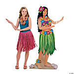 Hula Girl Stand-Up