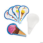 Ice Cream Cone Playing Card Decks