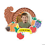 In Everything Give Thanks Picture Frame Magnet Craft Kit