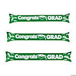 Inflatable Green Graduation Boom Sticks