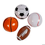 Inflatable Sport Ball Assortment