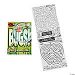 Insect Maze Activity Books