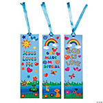 Inspirational Bookmark Sticker Scenes