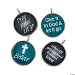 Inspirational Framed Charms