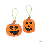 Jack-O'-Lantern Tissue Paper Craft Kit