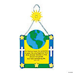 """John 3:16"" Globe Craft Kit"