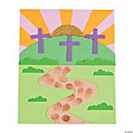 Journey to the Cross Thumbprint Sign Craft Kit