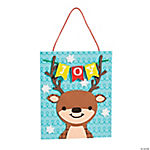 Joy Deer Sign Craft Kit