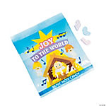 Joy to the World Candy Fun Packs