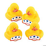 July Rubber Duckies