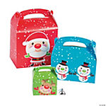 Jumbo Christmas Treat Box Assortment