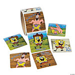 Jumbo Spongebob Squarepants™ Roll of Stickers