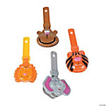 Jumbo Zoo Animal Clappers