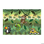 """Jungle Journey"" Design-A-Room Scene Setters"