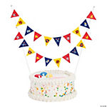 Knight's Kingdom Cake Bunting